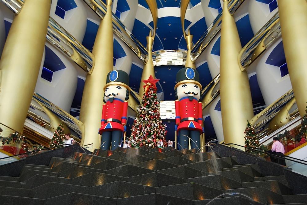 Dubai Weihnachten2