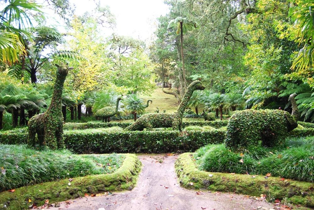 Azoren Garten