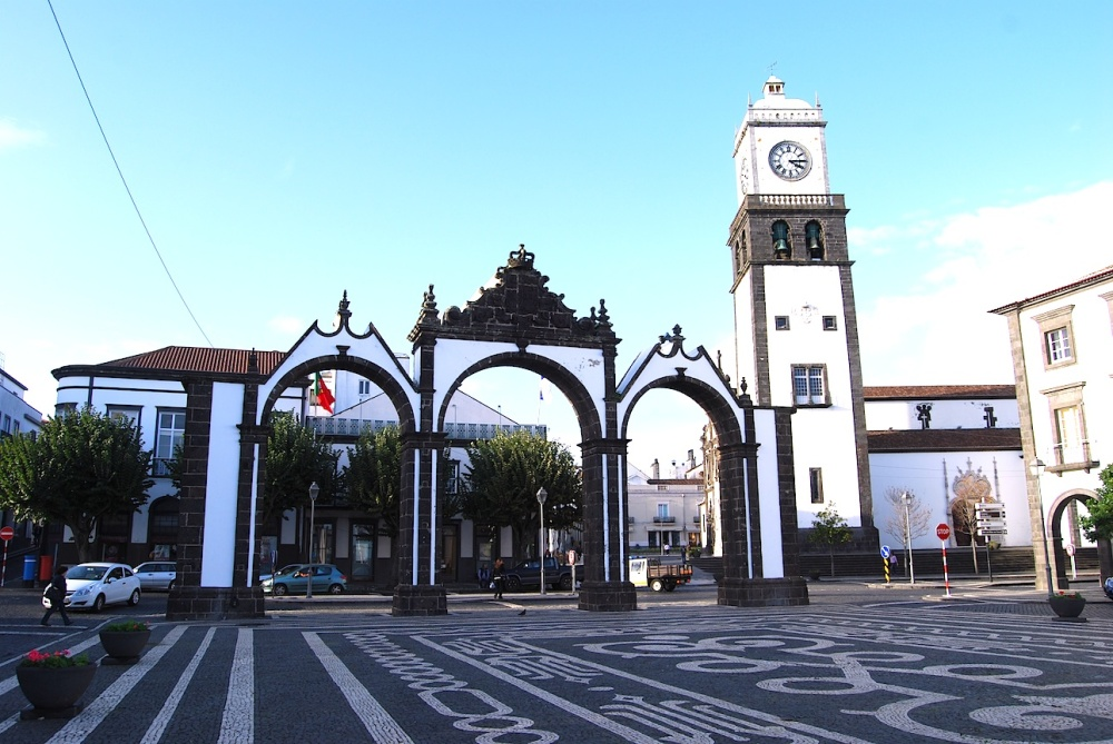 Azoren Ponta Delgada
