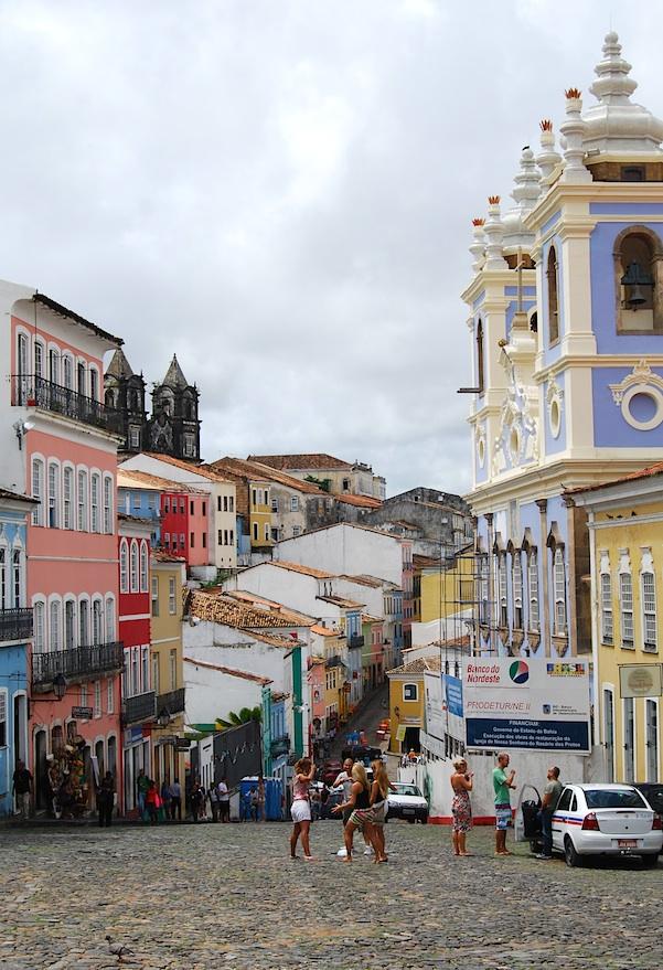 Salvador da Bahia Straße