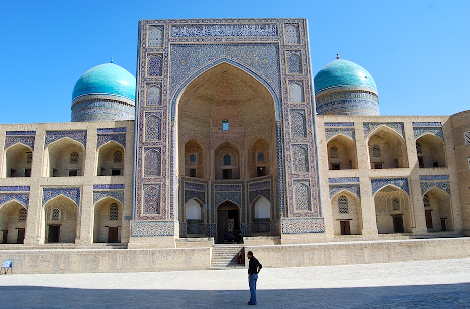 Usbekistan Medrese