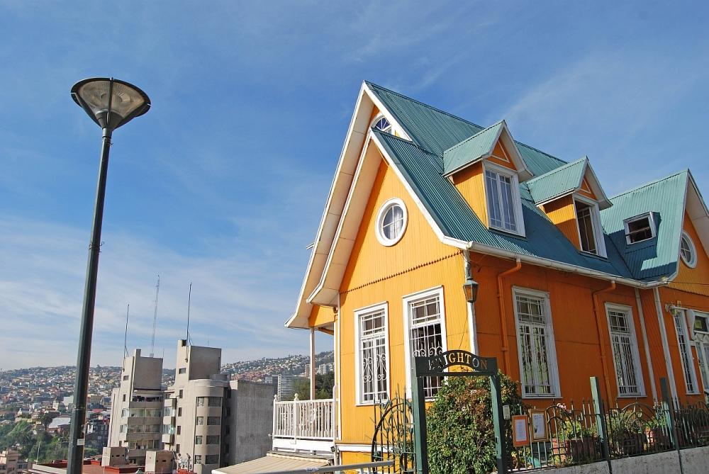 Valparaiso Boutique-Hotel