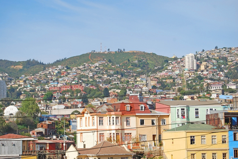 Valparaiso Cerros