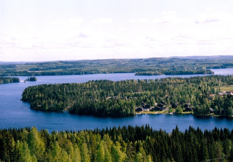 Finnland – Saunen, Seen,Stechmücken?