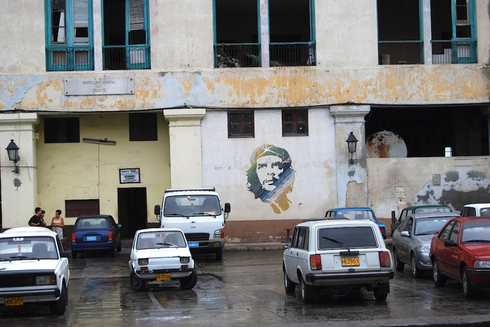 Kuba Havanna Regen2