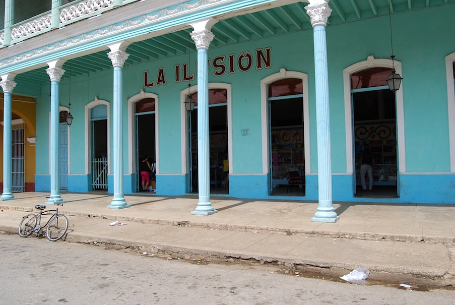 Kuba Remedios Laden