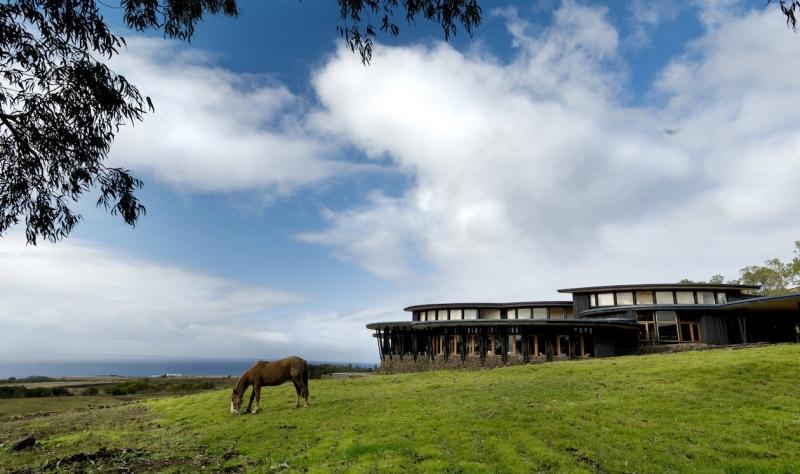 Explora Rapa Nui, Luxushotel mitAhnen-Sauna