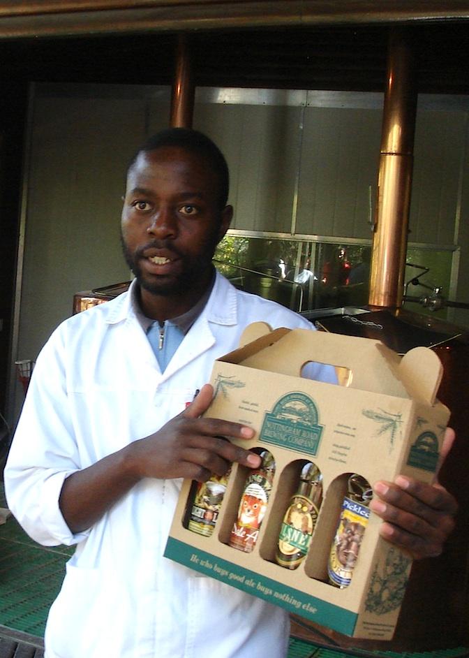 Südafrika Bierroute