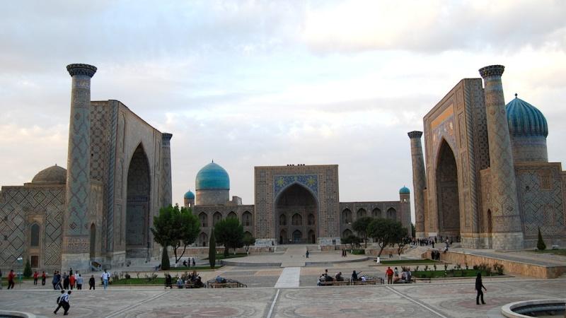 Usbekistan – Märchen, Medresen,Majolika?