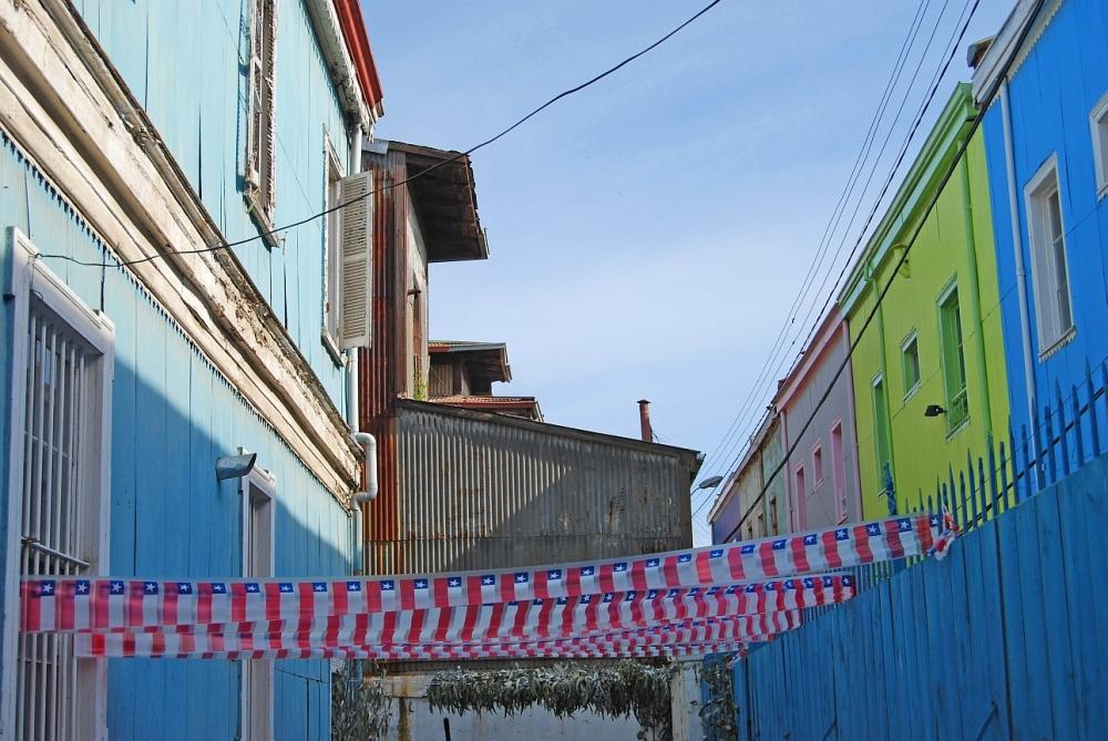 Valparaiso Wimpel