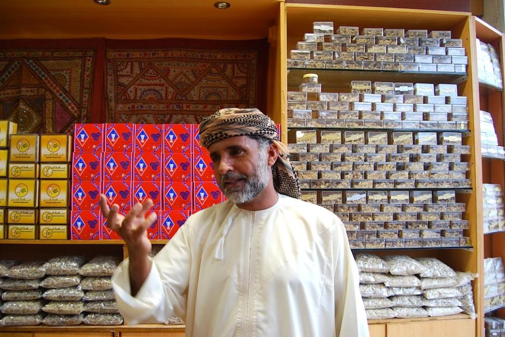 Oman Weihrauch