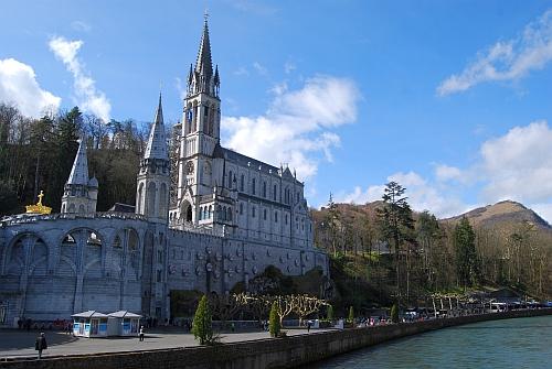 Frankreich Lourdes8