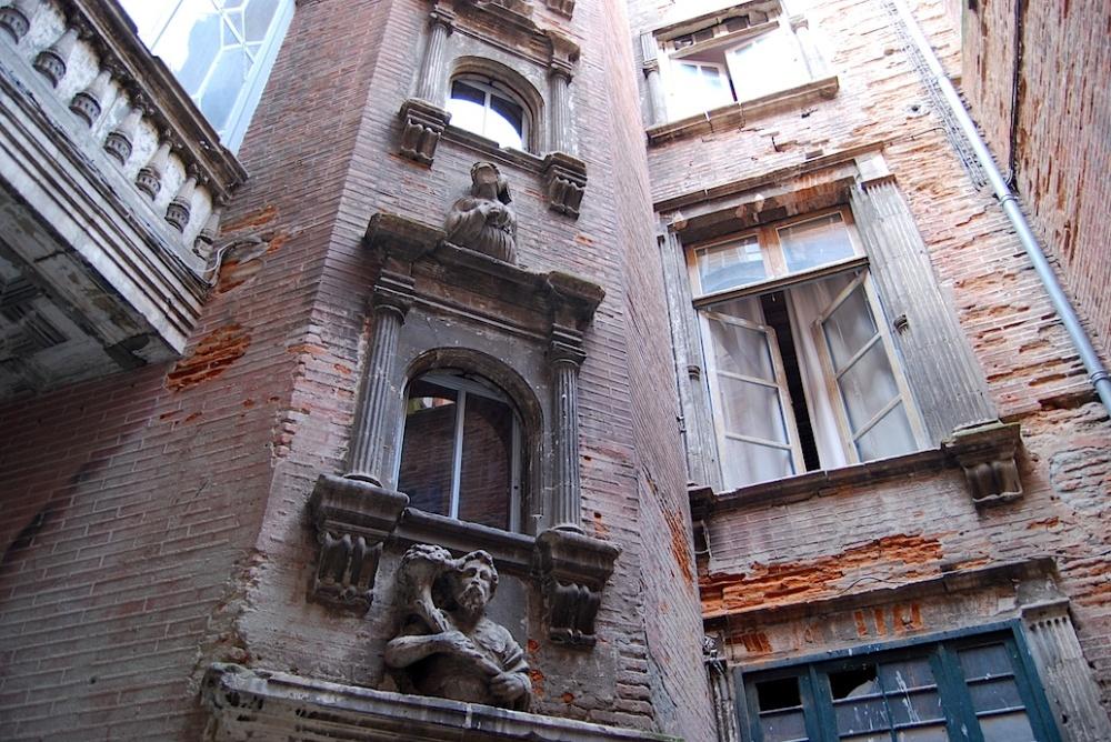 Toulouse Fassade