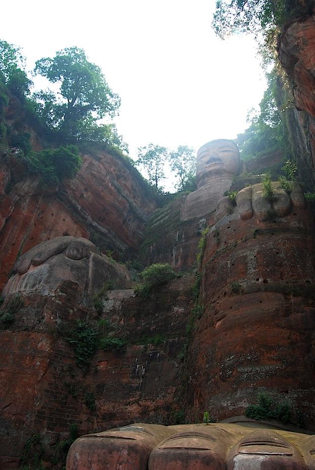 China Leshan Buddha2