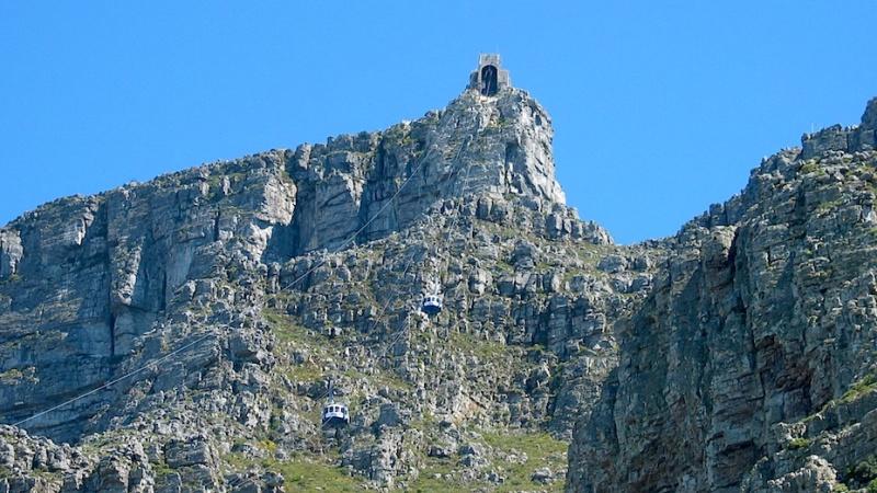 Todesahnung am Tafelberg
