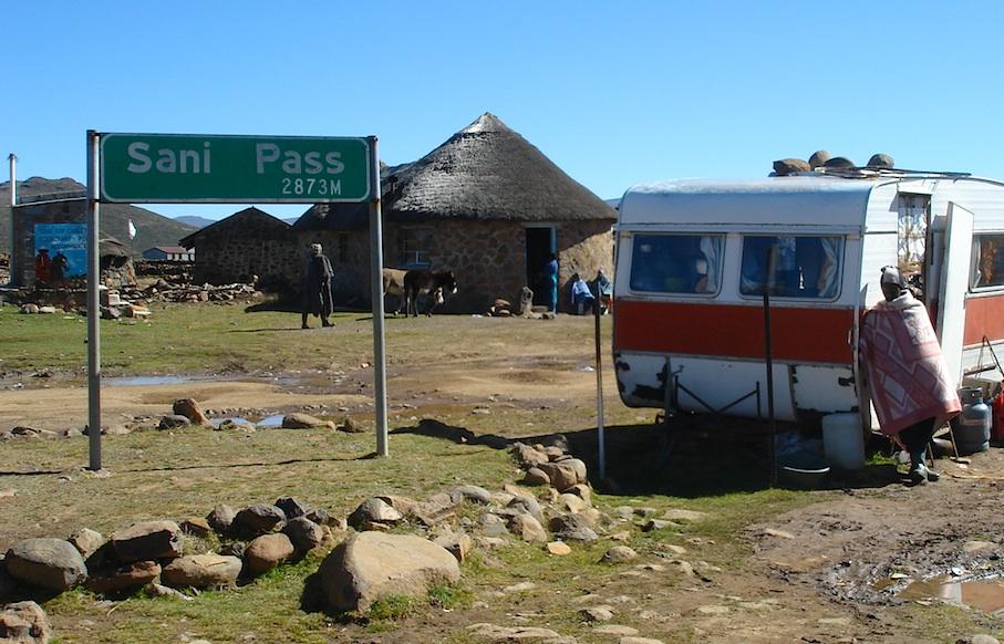 Lesotho Sanipass