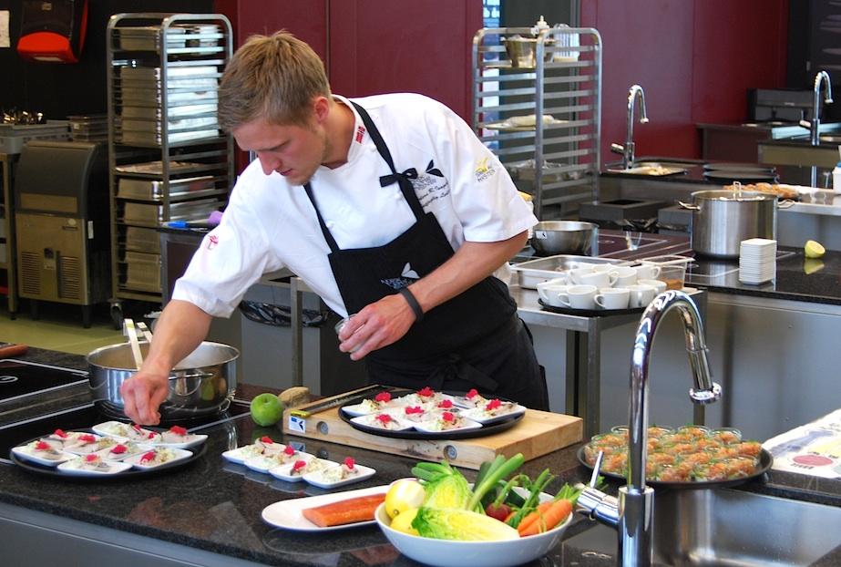 Norwegen Bergen Seafood
