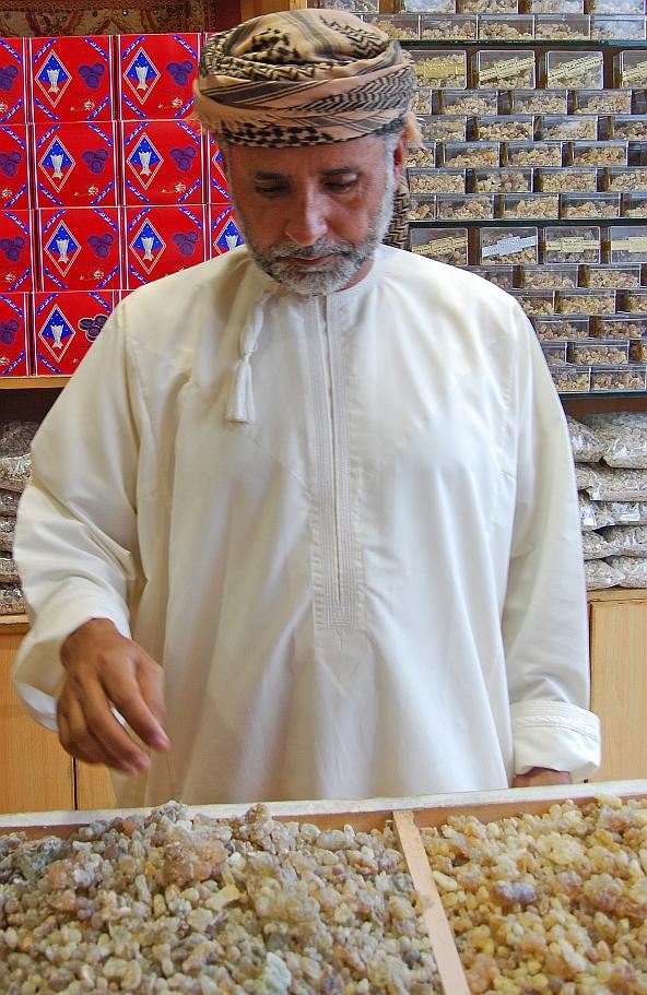 Oman Weihrauchladen