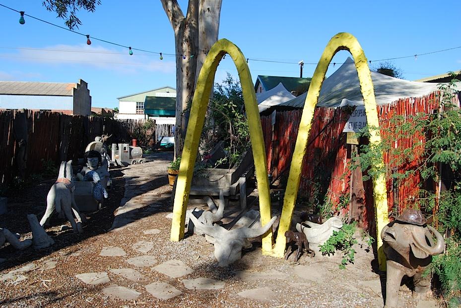 Südafrika Evita Garten