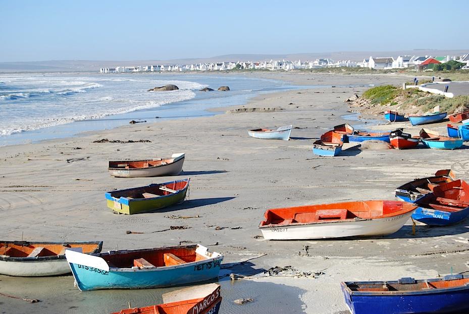 Südafrika Westküste