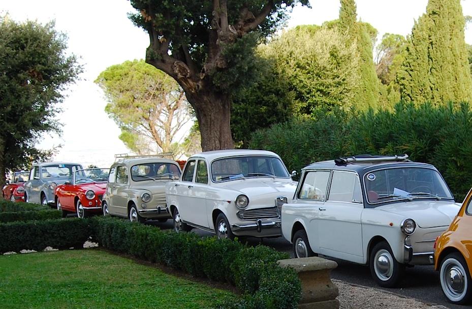 Italien_Frascati_Oldtimer3