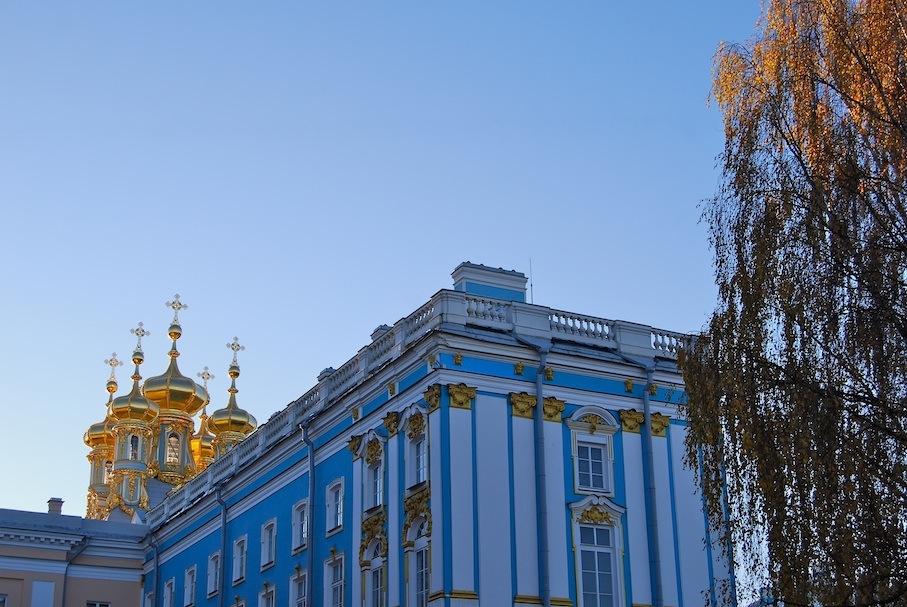 Russland_Katharinenpalast