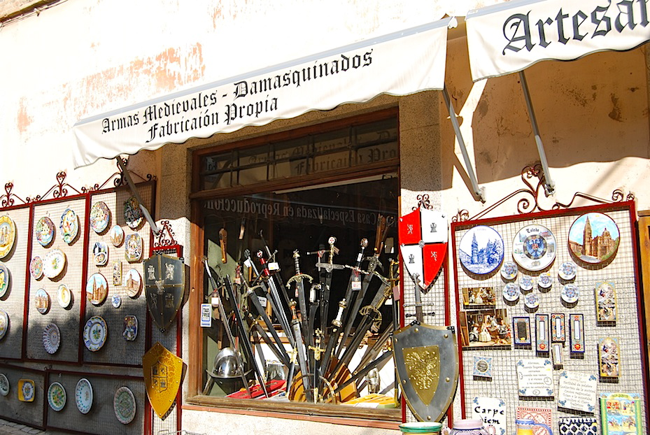 Spanien_Mancha_Toledo_Souvenir