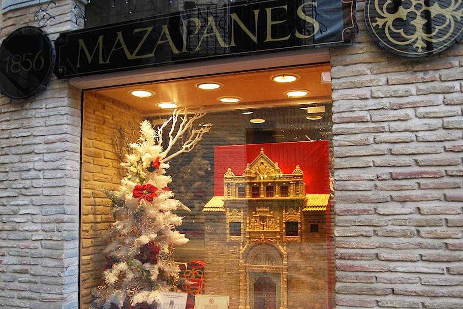 Spanien_Toledo_Marzipan