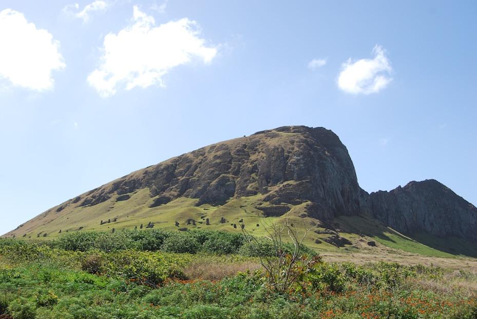 Moai_Steinbruch