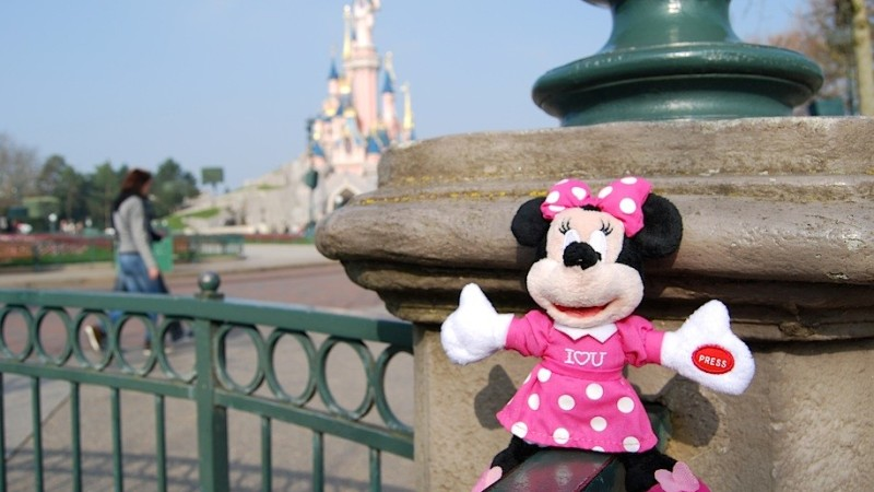Interview mit Minnie Mouse
