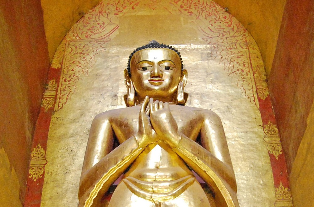 Myanmar_Buddha