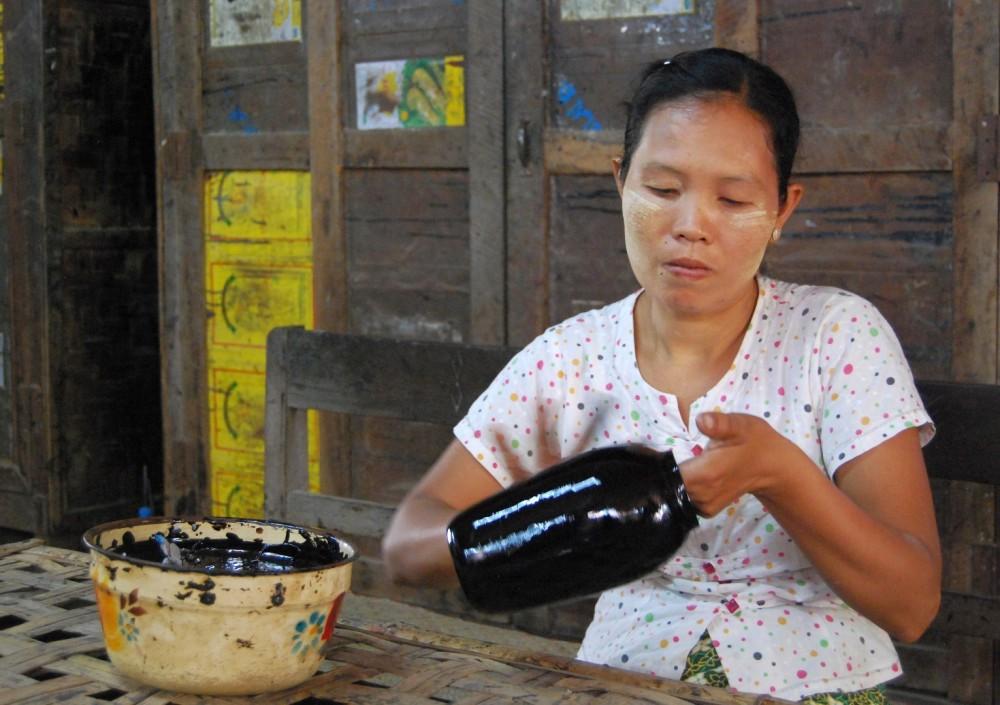 Myanmar_Lackwerkstatt