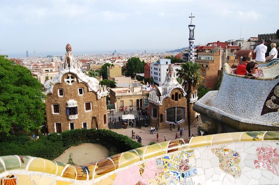 Barcelona_Park_Güell6