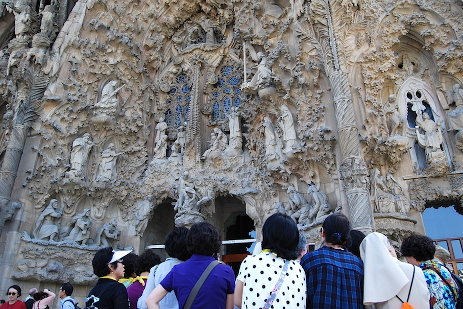 Barcelona_Sagrada_Familia_Fassade