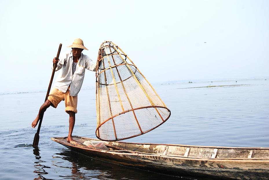 Myanmar_Inle_See_Fischer