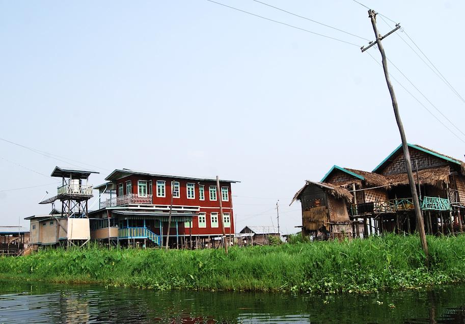 Myanmar_Inle_See_Pfahlhaeuser
