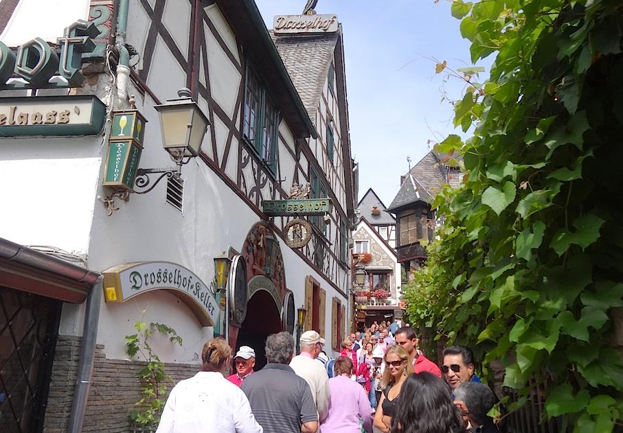 Ruedesheim_Drosselgasse