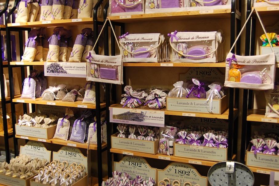 Grasse_Souvenir_Lavendel