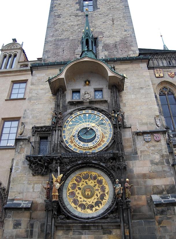 Prag_astronomische_Uhr