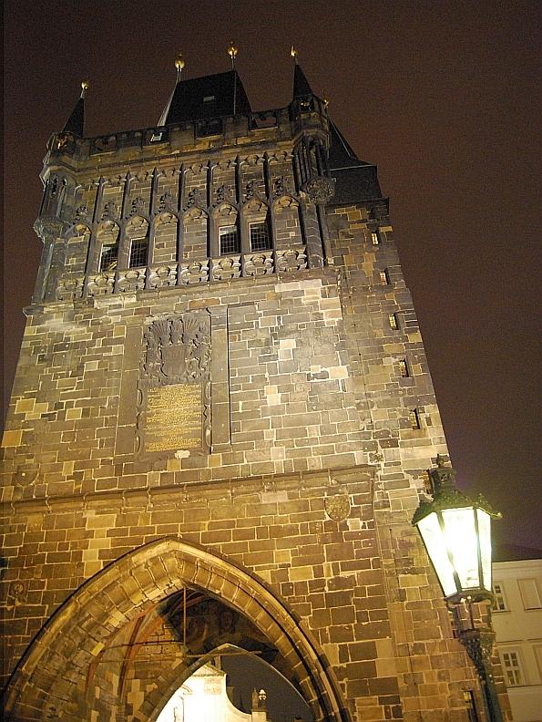 Prag_Karlsbruecke_Turm