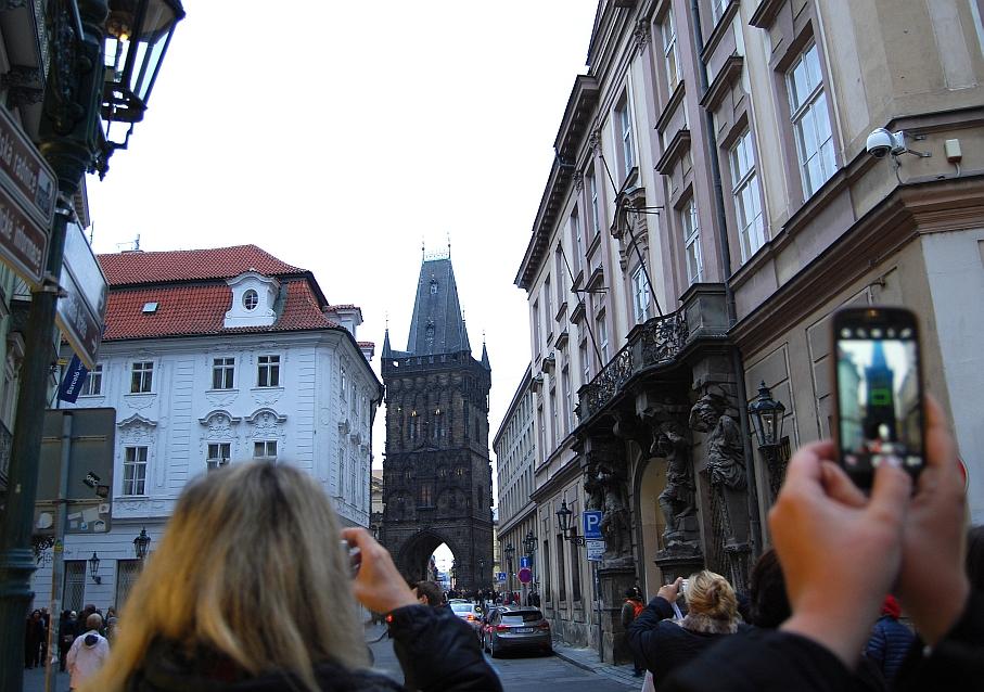 Prag_Pulverturm