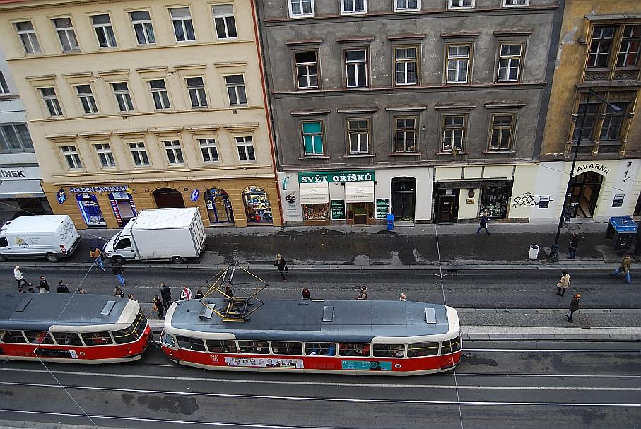 Prag_Strassenbahn