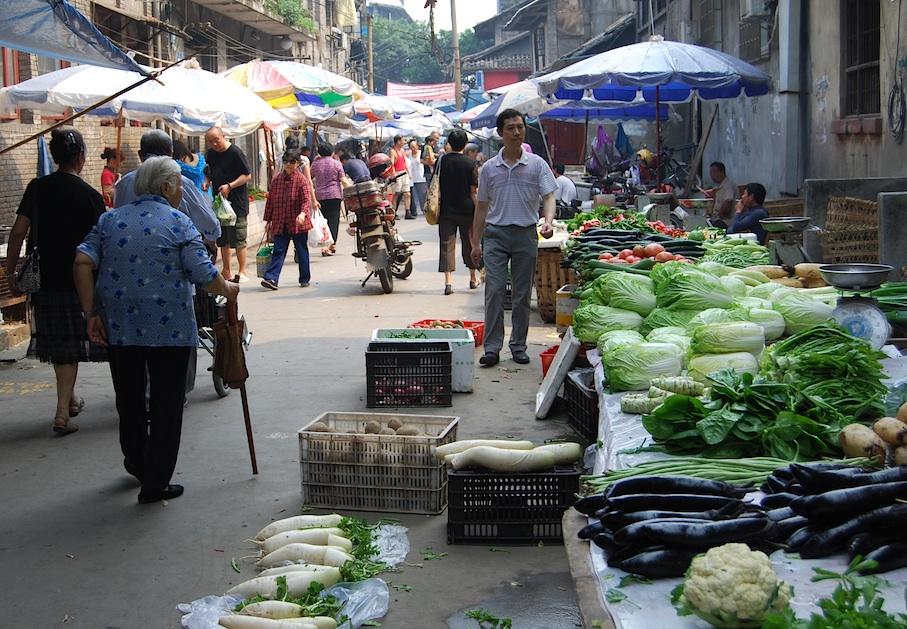 China_Sichuan_Markt_Gemuese