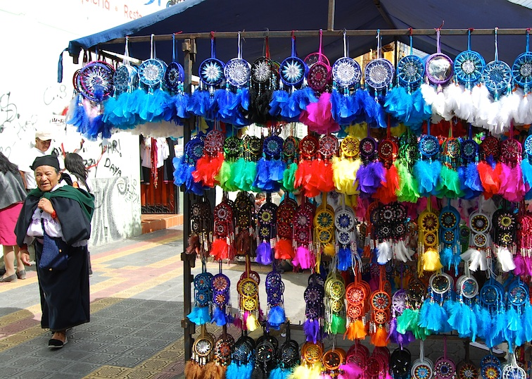 Ecuador_Otavalo_Markt_Traumfanger
