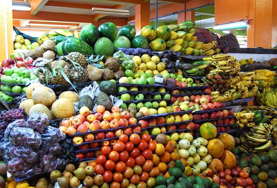 Ecuador_Quito_Markt_Obst