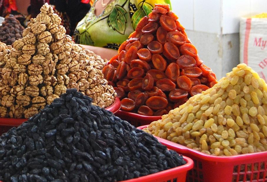 Usbekistan_Markt_Samarkand2