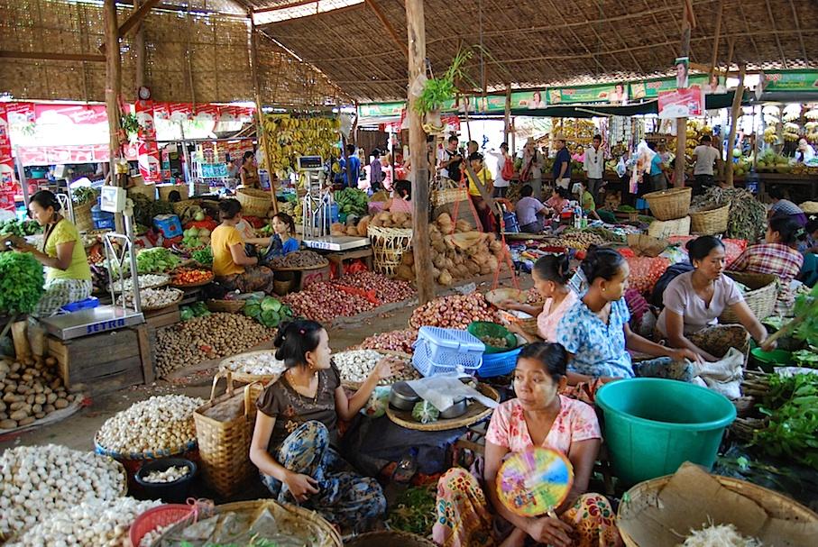 Myanmar_Markt_Bagan