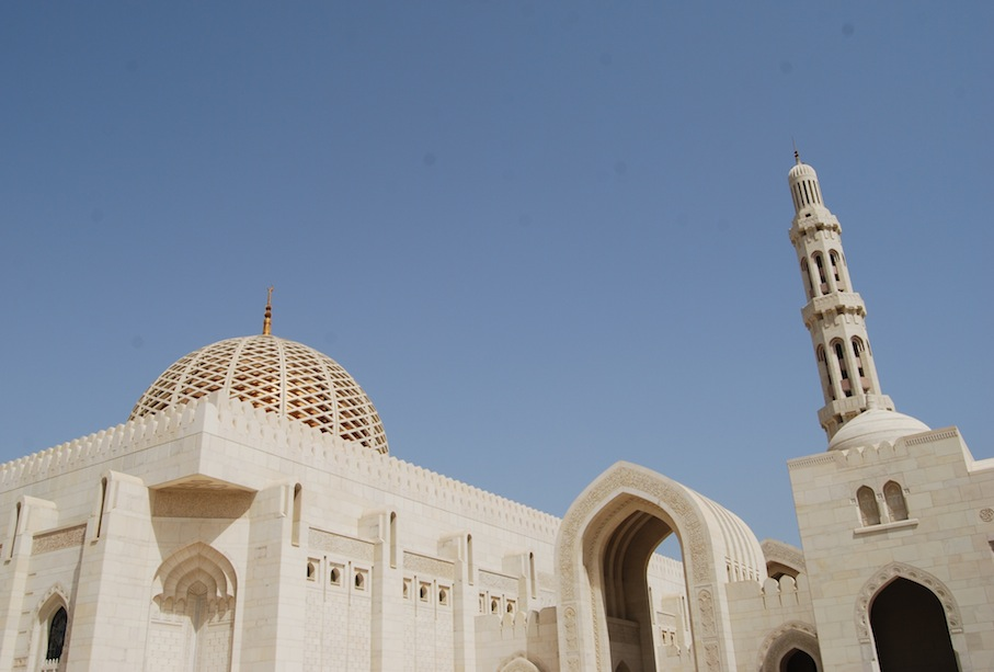 Oman_Muscat_Moschee