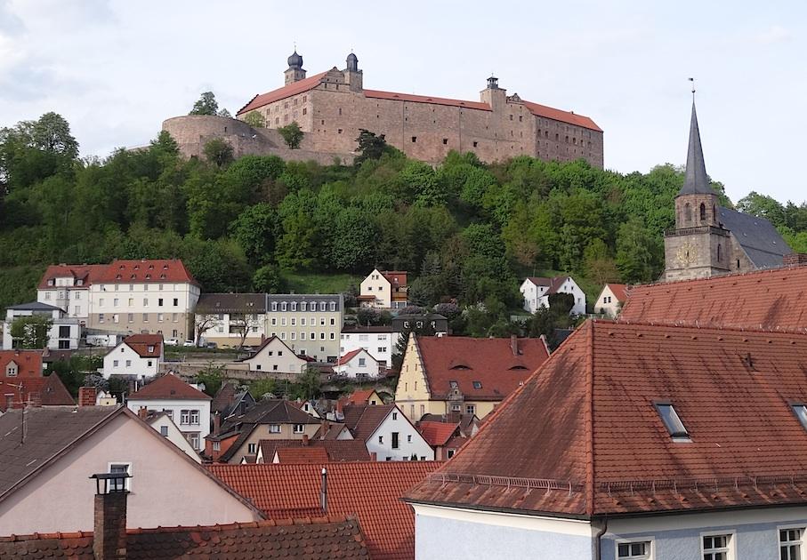 Kulmbach_Plassenburg