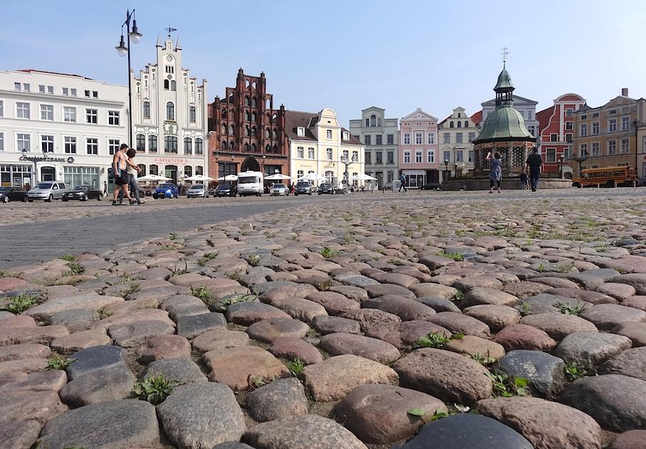 Wismar_Marktplatz